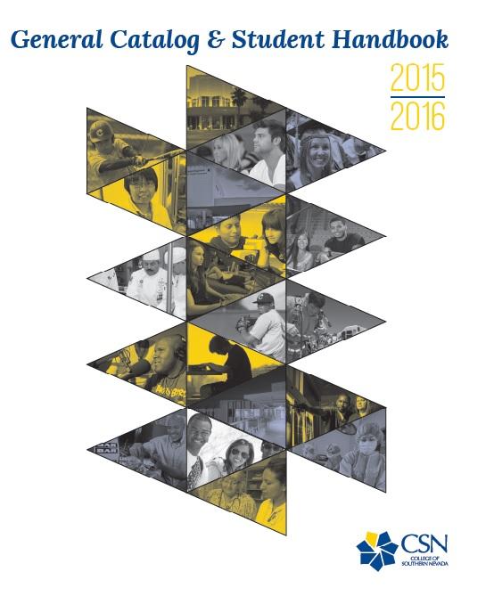 2015-2016 General Catalog & Student Handbook