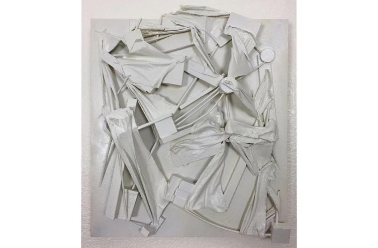 "Artwork ""Parietal Funk"" by Stanley Michael Webb"