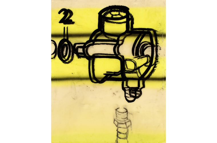 """Daniel Cope Artwork """"Auto Glass"""""""