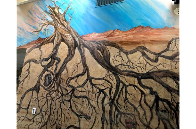"Artwork ""Rich Soil"" by Anne M. Hoff"