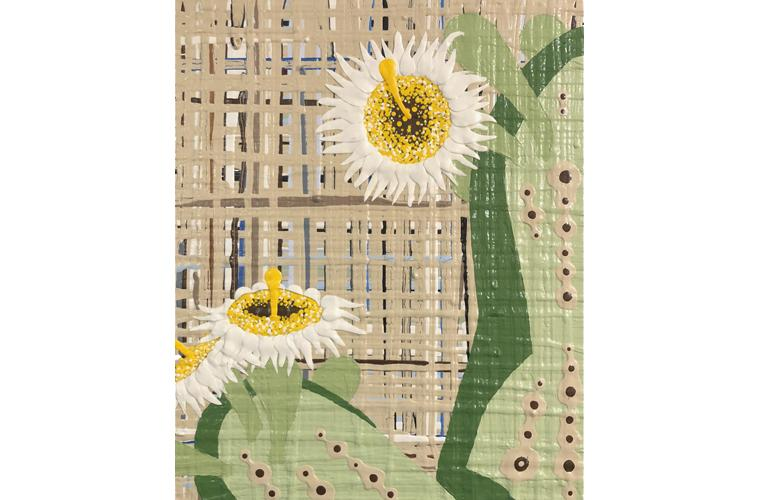 Artwork Saguaro by Jeff Fulmer