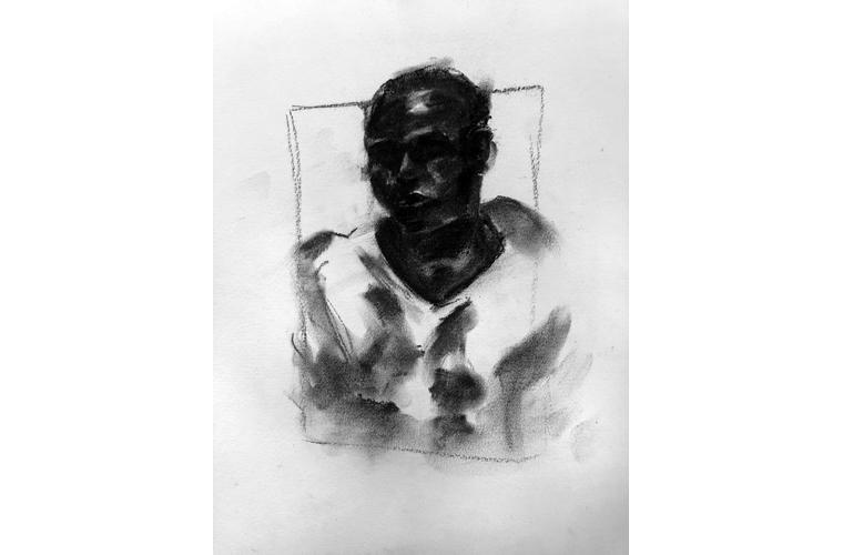 "Zahra Bilal Artwork ""Independent Study"""