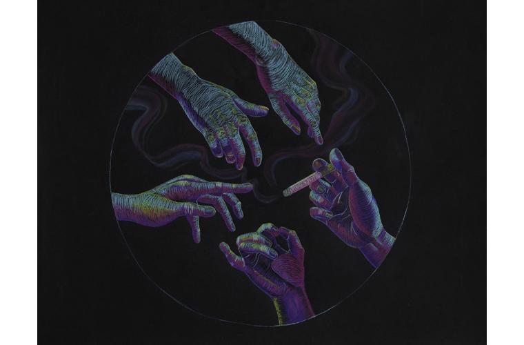 Cigarette Hands