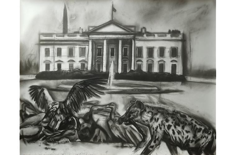"Artwork ""Tribal"" by Orlando Montenegro-Cruz"