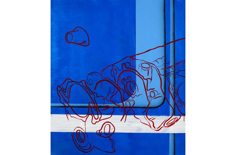 "Daniel Cope Artwork ""Remnants"""