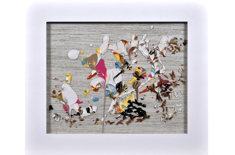 "Artwork ""Raison d'être"" by Manfred Peter O'Hare"