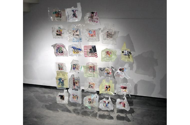 """Lilia Todd Artwork """"What I Found"""""""