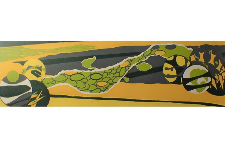 "Artwork ""8 Orbs"" by Daryl DePry"