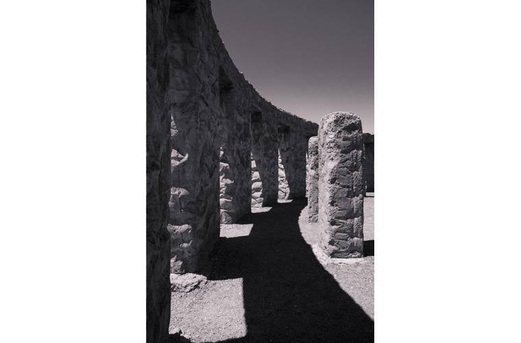 "Artwork ""Monument"" by Jennifer J. Saracino"