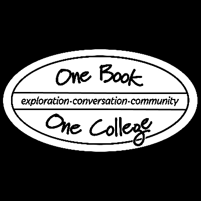 One Book, One College. Exploration, Conversation, Community.